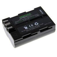 Batteria per nikon d80 nikon d90 nikon d100 2000 mah premium enel3e en-el3e