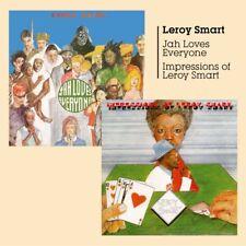 Leroy Smart(CD Album)Jah Loves Everyone + Impressions Of Leroy Smart-New