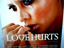 Love Hurts - 40 Of the Most Moving Songs OF All Time CD Album