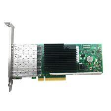OEM Intel X710-DA4 Ethernet Converged Network Adapter FH X710DA4FH