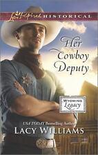 Her Cowboy Deputy (Wyoming Legacy)-ExLibrary