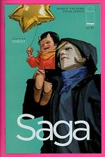 SAGA #20 9.4 NM near mint 1st print Image comics Brian K. Vaughan Fiona Staples
