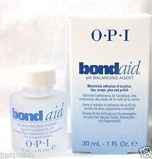 OPI Nail Treatment Bondaid Bond Aid Nail Prep 1oz/30ml ~ 6 bottles ~