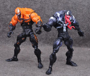 Classic VENOM Action Figure Toys Spider-Man Series Collectible 6in Xmas Gift