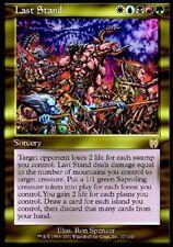 MTG Magic - (R) Apocalypse - Last Stand - SP