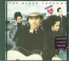 The Black Sorrows - Harley & Rose Plus 6 Bonus Tracks Cd Perfetto