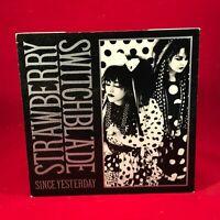 "STRAWBERRY SWITCHBLADE Since Yesterday 1984 UK 7"" vinyl single EXCELLENT CONDITI"