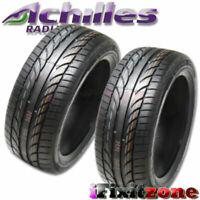 2 Achilles ATR Sport Ultra High Performance 245 /40ZR18 97W XL 400AAA Tires