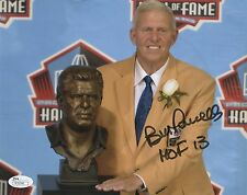 Bill Parcells hand SIGNED 8x10 Photo #3 JSA COA NFL HOF Coach Giants Patriots