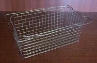 Einsatz Ultrasonic Metallkorb Stahl Steri Schall Gitterkorb 1730QTD Einhäng
