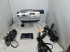 SONY CCD-TRV218E HANDYCAM Hi8 8mm ANALOGUE VIDEO CAMERA CAMCORDER ETC ~ WORKING