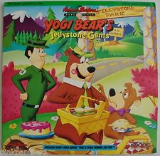 Yogi Bear's  Jellystone Gems  Hanna & Barbera  Animation 11 Cartoons  Laserdisc
