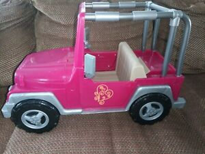 Our Generation My Way and Highways 4x4 Doll Vehicle