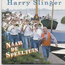 Harry Slinger-Naar De Speeltuin cd single