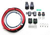 QUANTUM 265LPH Dual Twin Fuel Pumps Fits Nissan GTR R35 VR38DETT Replaces DW300c