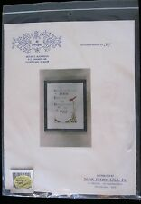 ACCEPT ME THE WAY I AM REMEMBER I AM DOING THE SAME FOR YOU NEEDLEPOINT NEW KIT