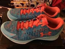 Under Armour curry one low elite 24 e24 size 10.5 worn 1x VNDS EXCELLENT