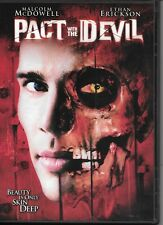 Pact With The Devil (Dvd) Ethan Erickson Jennifer Nitsch Malcolm McDowell Horror