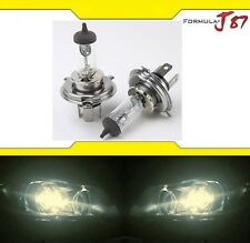 Rally 9003 HB2 H4 100/90W 3800K TWO BULB HEAD LIGHT LAMP HIGH LOW BEAM REPLACE