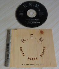 CD MAXI SINGLE 3 TITRES R.E.M. SHINY HAPPY PEOPLE 1991