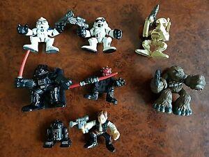 Hasbro Star Wars Galactic Heroes Bundle Of Mini Figures