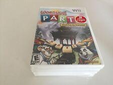 WordJong Party (Nintendo Wii, 2008) Wii NEW!
