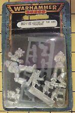 40k Rare oop Vintage Metal Space Marine Legion of the Damned LOTD Troopers NIB