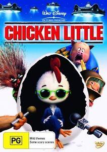 Disney - Chicken Little (DVD,2006)  Region 4 - NEW+SEALED