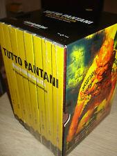 BOX COFANETTO 8 DVD TUTTO PANTANI MARCO CICLISMO TOUR DE FRANCE GIRO D'ITALIA