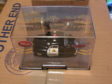 DISNEY PIXAR CARS SHERIFF W/ CASE  DISNEY STORE EXCLUSIVE