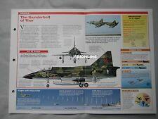 Aircraft of the World Card 25 , Group 5 - Saab AJ/AJS 37 Viggen