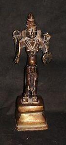 Antique Hindu TraditionalIndian RitualHousehold Bronze Goddess Parvati