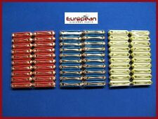 Volvo 142 144 164 240 260 P1800 Ceramic Fuse Set Red White Blue New German