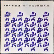 33t Bronski Beat - Truthdare Doubledare (LP)