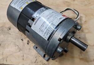 Dayton 1/10 HP AC Gearmotor