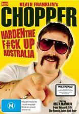 Heath Franklin's Chopper : Harden the F*ck Up Australia.....dvd comedy BRAND NEW