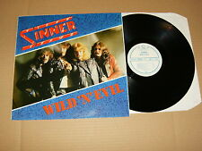 LP (Germany press) - SINNER : WILD 'N' EVIL - SRILANKA RECORDS SL 7001