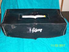 Vintage Gibson Amplifier cover for amp head  Original Very Rare NOS  Norlin era