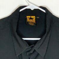 Propper Mens Tactical Shirt LS Black Large