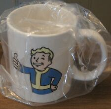 "New! Fallout Vault Boy ""Thumbs Up"" Collectible Ceramic Mug - Ships Worldwide!"