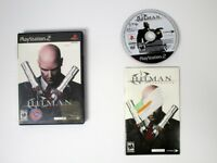 Hitman Contracts game for Sony Playstation 2 PS2 -Complete