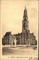 Arras Frankreich France Nord-Pas-de-Calais AK 1935 Rue Jacques Lecaron Gebäude