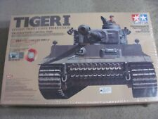 1/16 Tamiya Radio Control German Tiger I Ausf E (Early) Fruhe Production DMD T03