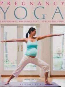 PREGNANCY YOGA  MAGEE SAMANTHA  BLOOMSBURY PUBLISHING PLC 2013