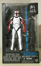 Star Wars Black Series CLONE TROOPER CAPTAIN #13 Blue Line Brand New