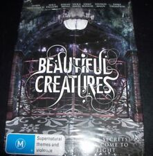 Beautiful Creatures: Dark Secrets Will Come to Light (Australia Region 4) DVD