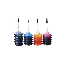 Bulk Refill ink for HP Canon Lexmark Dell Brother inkjet printer 4x 30ml ink kit
