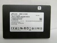 "1TB Micron (Crucial) SSD M600 Solid State Drive 2.5"" SATA  III MLC Laptop PC"