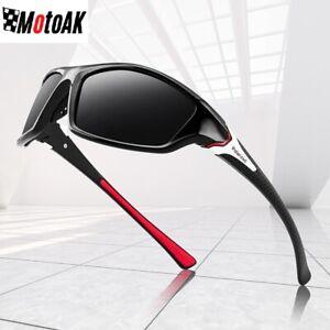 2020 New fashion Cycling Driving Sunglasses UV400 Polarized Bicycle Sport Glass