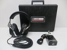 Vintage Koss ESP.6A Electrostatic Stereo Headphones